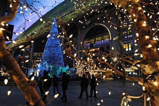 22 грудня у фотографіях