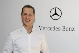 Шумахер: Mercedes GP - новий виклик для мене