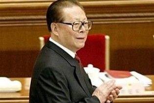ЗМІ написали про смерть екс-керівника Китаю Цзян Цземіня
