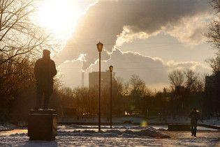 На Росію насуваються шістдесятиградусні морози