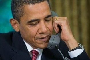 Барак Обама привітав Януковича з перемогою