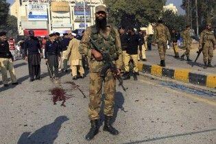 У Пакистані терорист влаштував вибух біля поліцейської дільниці
