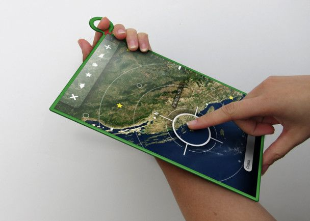 Американці представили планшетник для бідних за 75 доларів