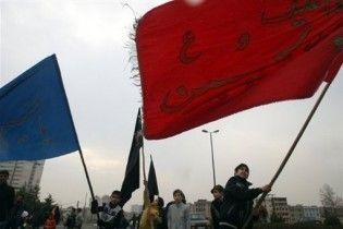 В Тегерані сталися зіткнення поліції з опозиціонерами
