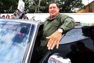 """Чавес закликав збройні сили Венесуели """"готуватися до захисту батьківщини"""""""
