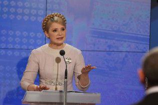 Тимошенко не відповіла, як оплачує оренду свого будинку