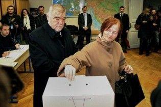 У Хорватії проходять вибори президента