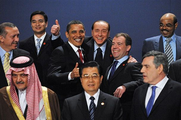 Найяскравіші фото 2009 року