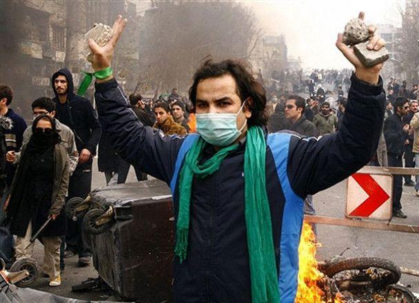 Заворушення у Тегерані