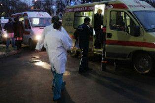 У Волгоградській області зіткнулися два пасажирських автобуси