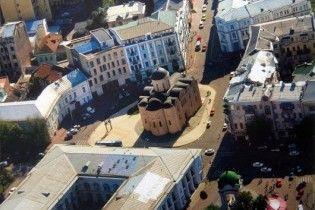 У Києві на Подолі введуть односторонній рух