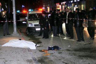 У центрі Баку підірвався смертник