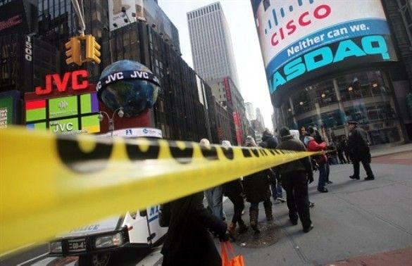 Евакуація Таймс-сквер