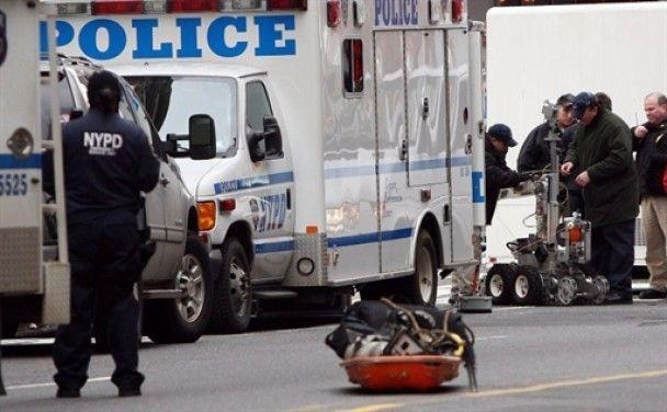 Центральну площу Нью-Йорка евакуювали через загрозу теракту
