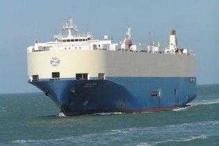 Пірати використали полонене судно для захоплення українців