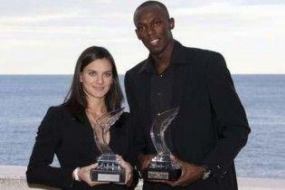 """Болт, Ісінбаєва та """"Барселона"""" - найкращі у 2009 році"""