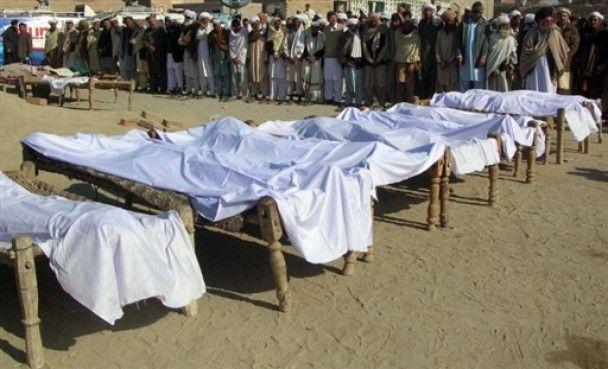 Кількість жертв теракту в Пакистані досягла 95 людей