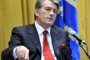 Ющенко попередив, що Україні залишилось півроку до банкрутства