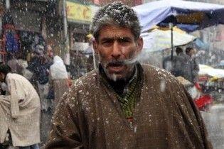 В Індії від холодів загинули вже 400 людей