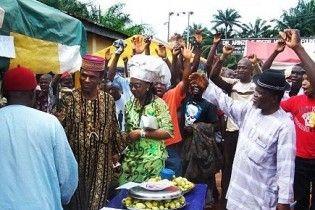 Британського бізнесмена обрали королем в Нігерії