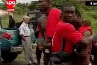 Збірна Того залишилась на Кубку Африки, незважаючи на обстріл