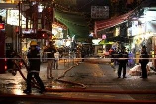З підозрюваного у розпиленні кислоти у Гонконгу знято обвинувачення
