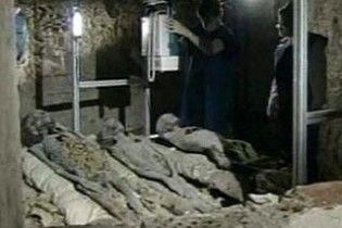 Британський телеканал шукає невиліковно хворих людей, щоб зробити з них мумії