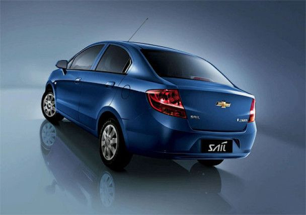 Концерн GM розробив дешевий седан для китайців