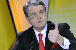 """Ющенко заявляє, що був свідком у справі банку """"Україна"""""""