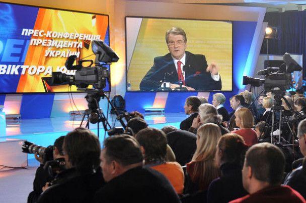 Ющенко дістав справу на Тимошенко