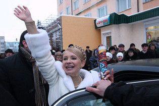 Тимошенко назвала виклик до Генпрокуратури помстою Януковича