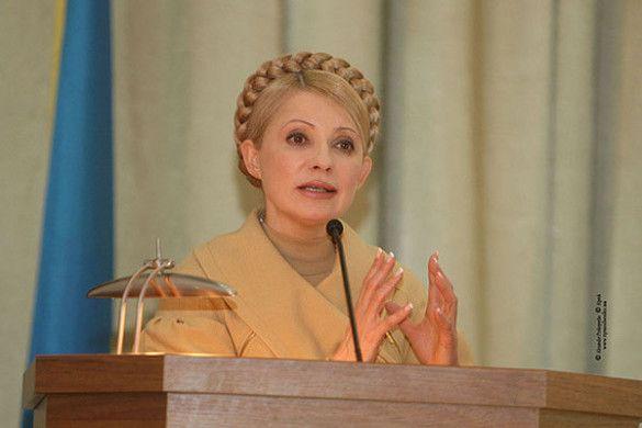 Юлія Тимошенко на Волині