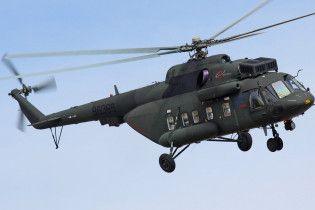 Екіпажі українських гелікоптерів допомагають зруйнованому Гаїті