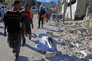 Президент Гаїті констатував знищення своєї країни