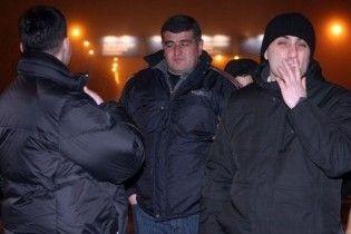 В Донецьку на грузинських спостерігачів завели кримінальну справу
