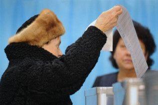 У понеділок ЦВК оголосить результати першого туру виборів