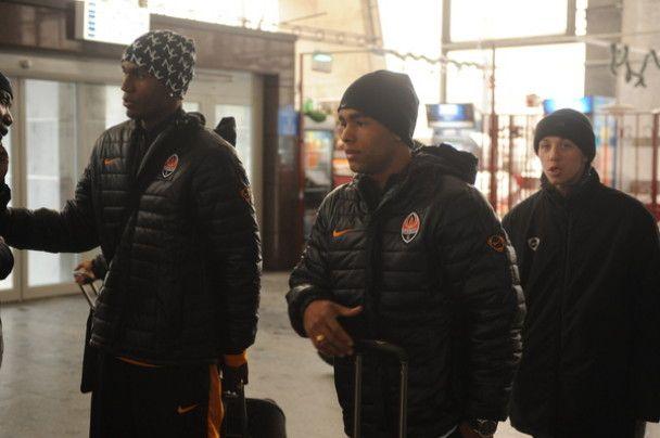 """""""Шахтар"""" прибув у Анталію двома командами"""