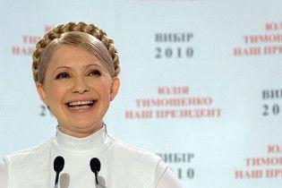 Тимошенко пообіцяла після виборів долар по 6 грн