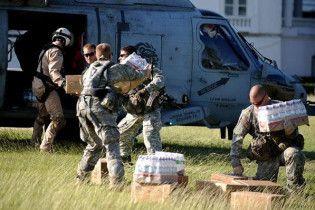 США направляють 4 тис. солдатів на допомогу Гаїті