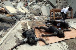 На Гаїті не можуть підрахувати кількість жертв землетрусу