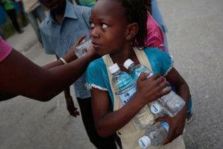 Більше ста дітей-сиріт з Гаїті привезли до Нідерландів для всиновлення