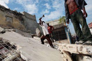 На Гаїті вдалося врятувати людину, яка пролежала 11 днів під завалами