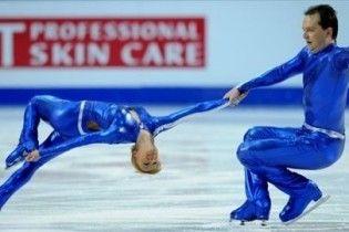 Українські фігуристи зупинились за крок від медалі