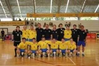 Україна вийшла у чвертьфінал чемпіонату Європи з футзалу