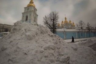 Прокуратура вимагає негайно очистити Київ від снігу