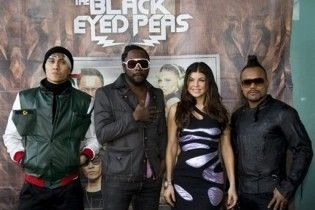"Гурту ""Black Eyed Peas"" помилково вручили нагороду"