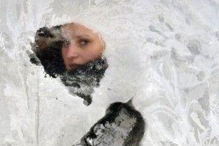 Погода в Україні на неділю, 7 лютого