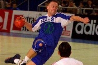 Помер один з найкращих гандболістів України Олег Великий
