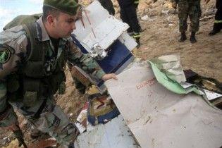 Влада Лівану назвала ймовірну причину краху ефіопського літака