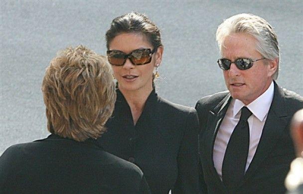 Віагра рятує сім'ю Майкла Дугласа